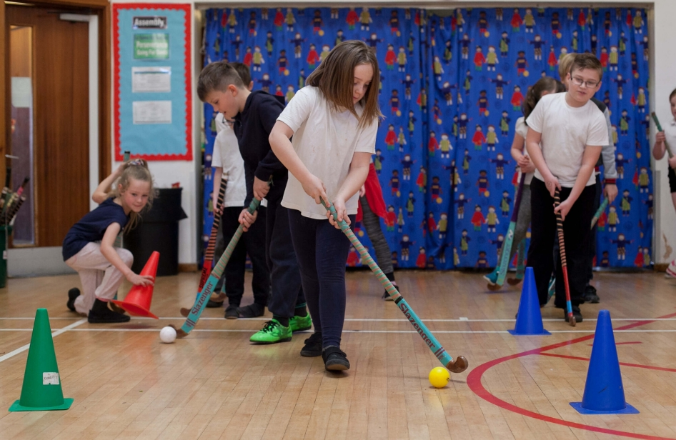 Lunchtime clubs encourage great behaviour and help children develop new interests