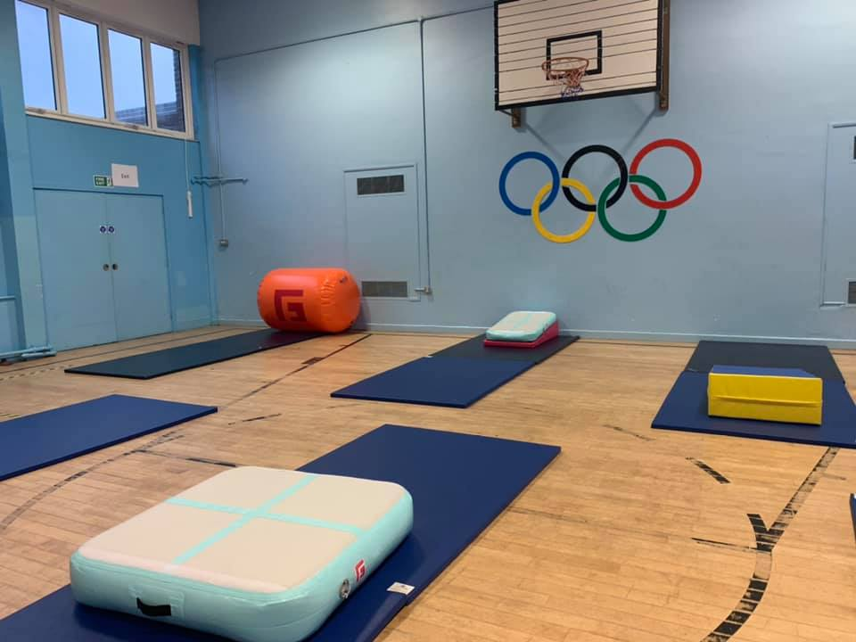 Why book your child onto gymnastics?